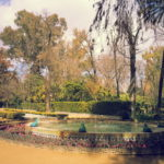 Seville Travel Inspiration Parque Maria Luisa, Seville
