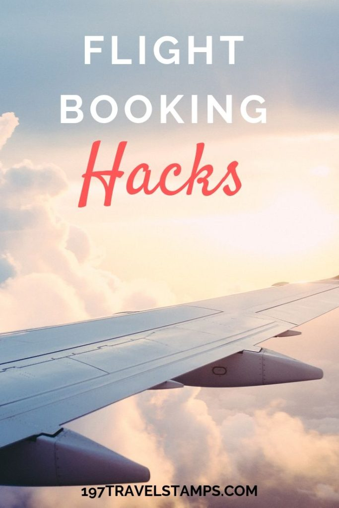 How to find the best flight booking hacks to score the cheapest airline tickets. Just follow these simple tips and tricks and your next holiday flight will cost you much less