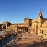 Seville Travel Inspiration Plaza España, Seville