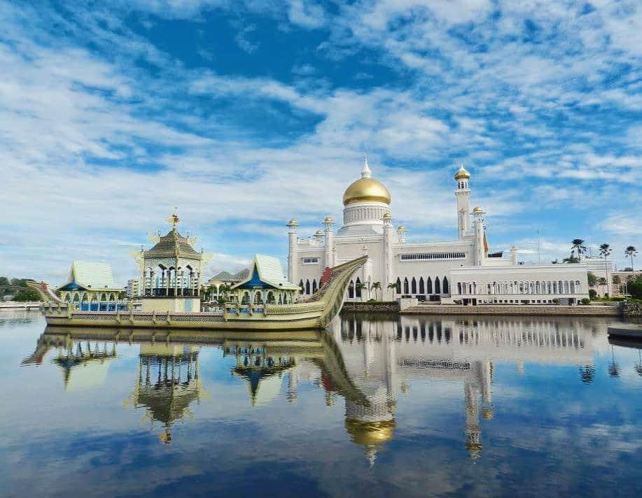 Asia safety ranking - Brunei Darussalam