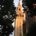 Seville Travel Inspiration The Giralda tower, landmark of Seville