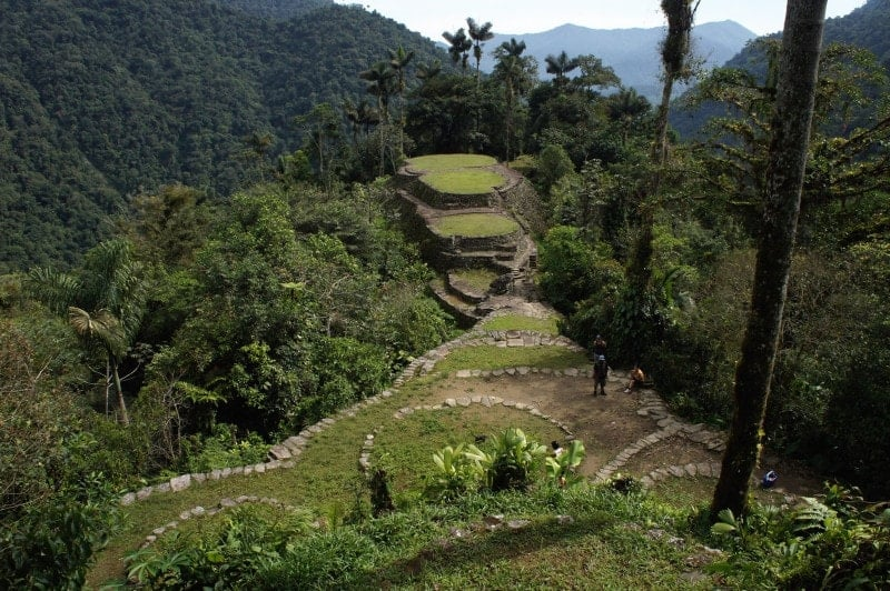Caribbean coast of Colombia in two weeks - Ciudad Perdida - Lost City, Colombia