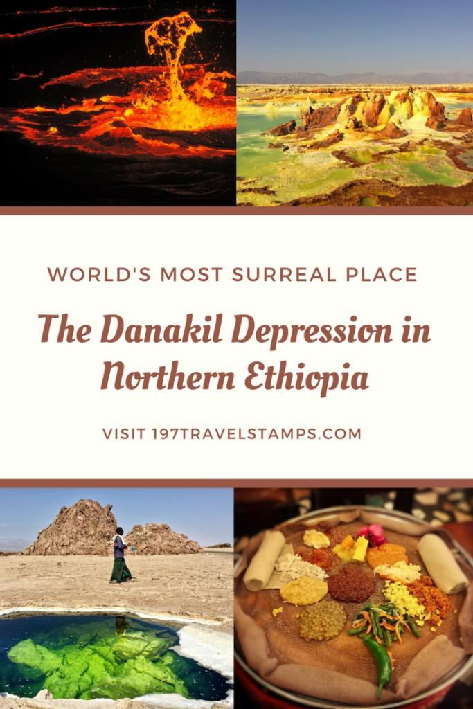 Danakil Depression travel pin 2