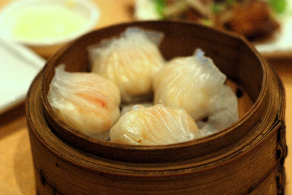 Chinese Dumplings Tapas Asian Barcelona - best tapas in Barcelona cheap