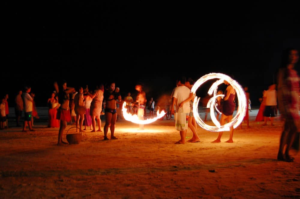 Things to do in Boracay Philippines experience the nightlife