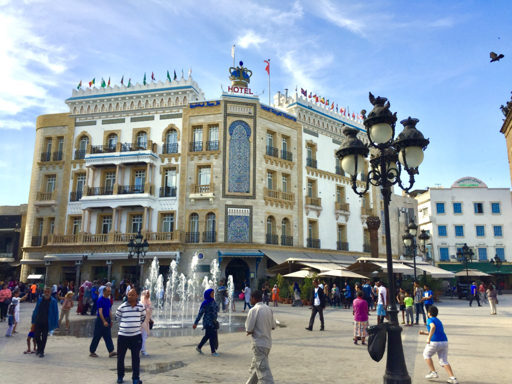 Two Days in Tunis Victoria Hotel (2)