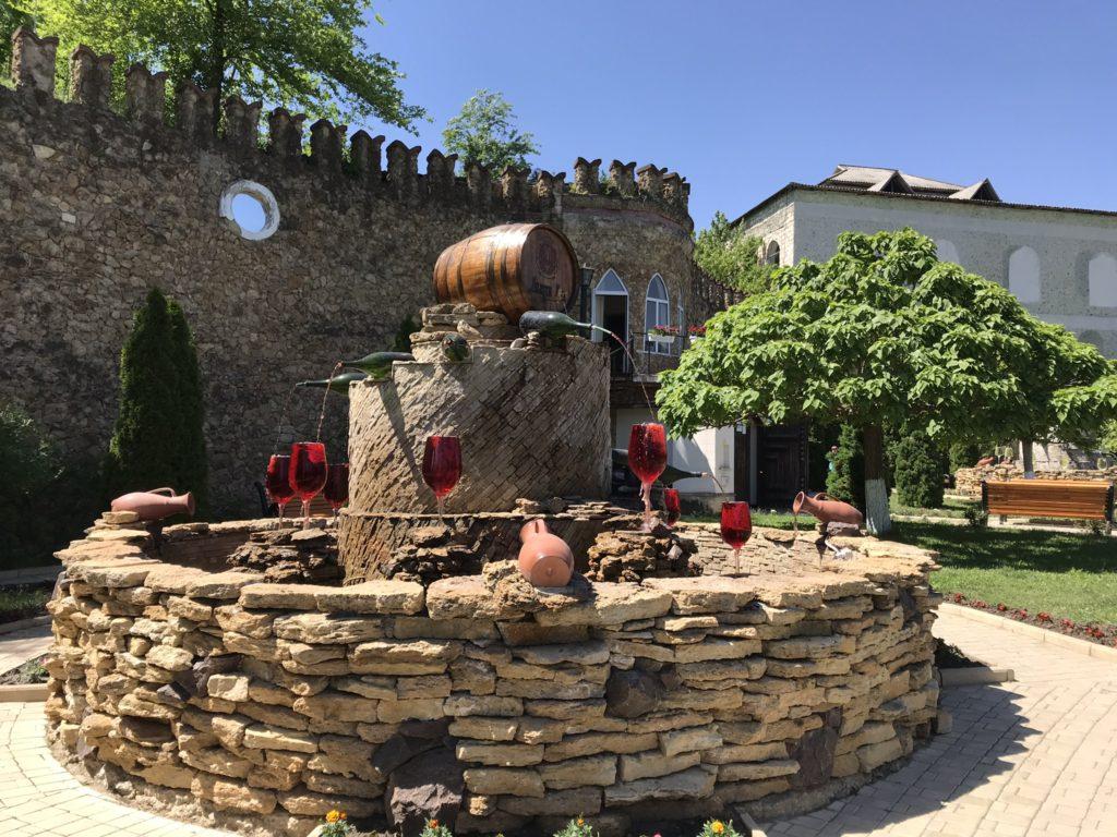 Chisinau side trip wine Milesti Micii