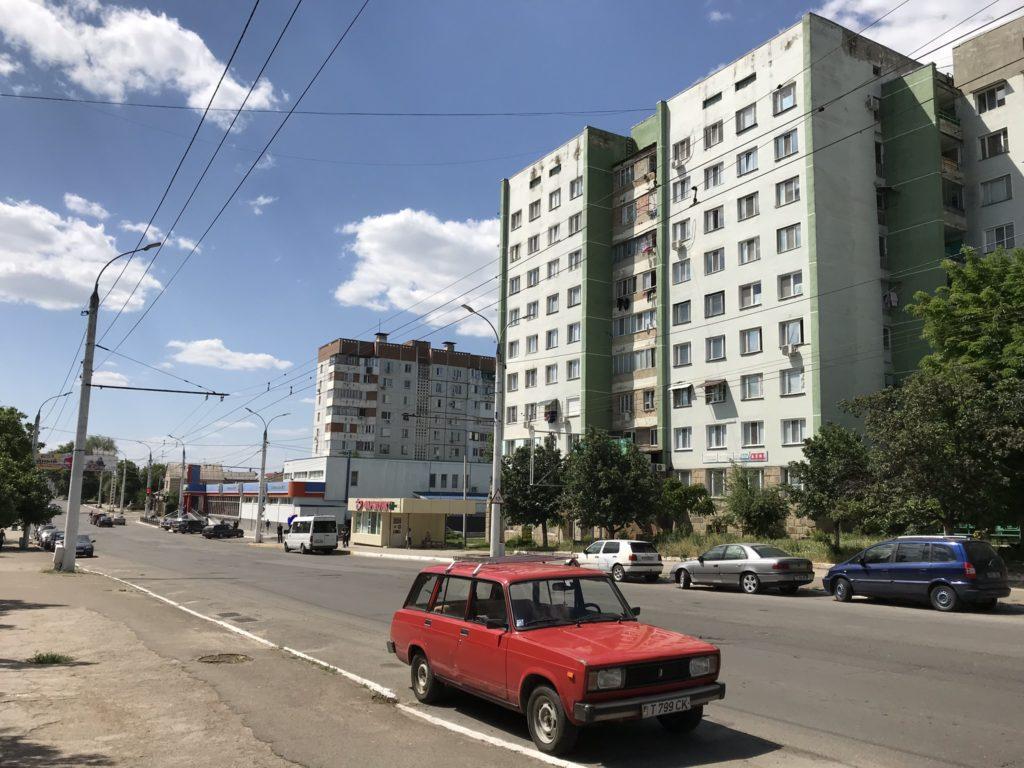 Chsinau Day Trips Transnistria Tiraspol