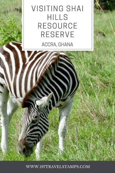 Shai Hills Resource Reserve Ghana