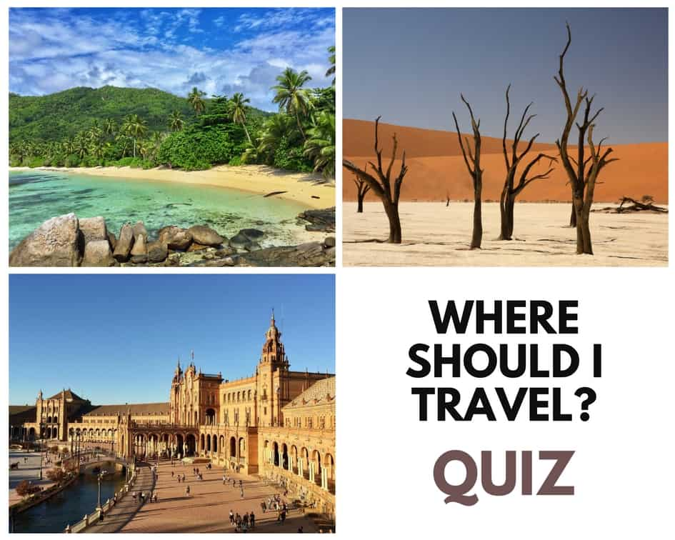 Where should I travel quiz featured image