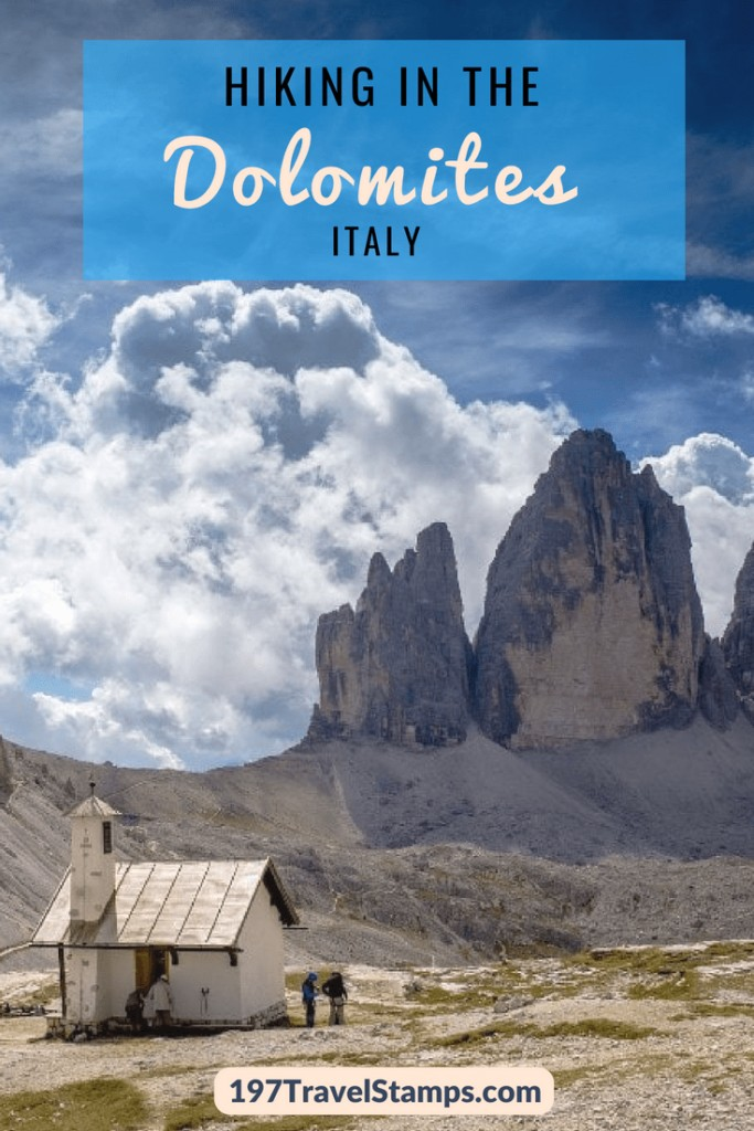 Are you planning a trip to the Dolomites Italy - We compiled a list of the best Hiking and Trekking trails in the Dolomites. Dolomites #travel #Dolomites hiking adventure in the summer months