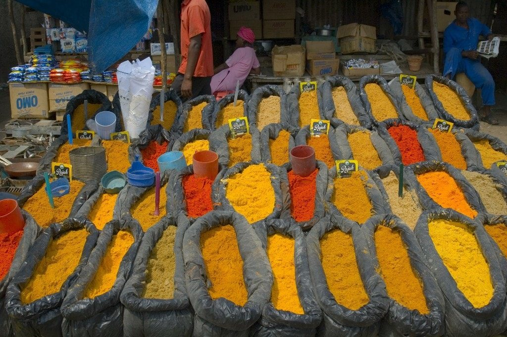 Things to do in Maputo Mozambique - visit the local markets and buy spices or cashew nuts