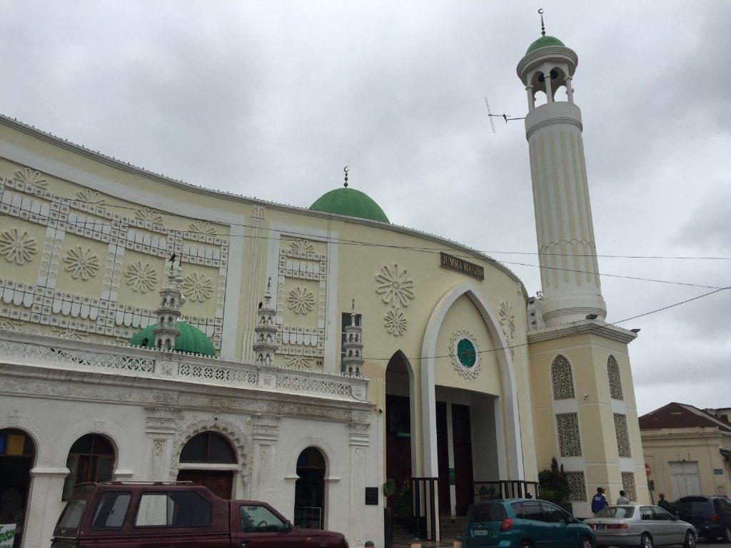 Things to see in Maputo - Mesquita da Baixa