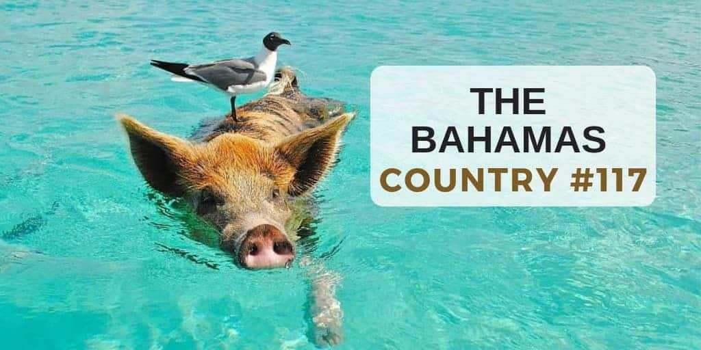 Country #117 – A Day Trip to the Bahamas (from Germany)