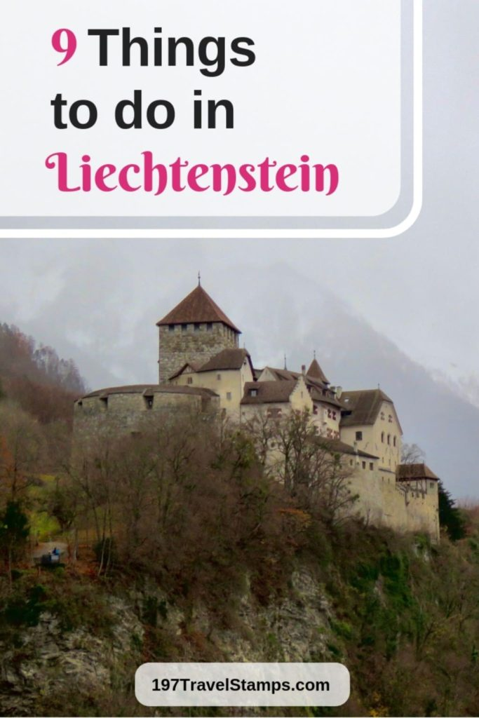 Liechtenstein may be a small country but it has plenty of incredible activities to offer to its visitors. Check out the 9 top things to do in Liechtenstein! #Liechtenstein