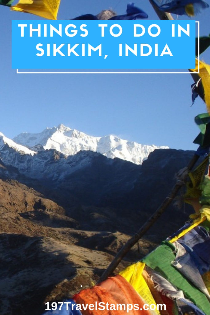In the Indian state of Sikkim in the Himalaya Mountains, the cultures of India, Bhutan, Nepal and Tibet meet. Check out the best things to do in Sikkim