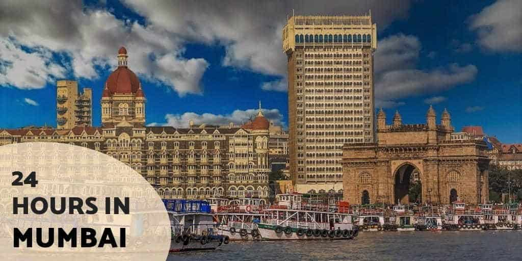 24 Hours in Mumbai Itinerary Cover Image