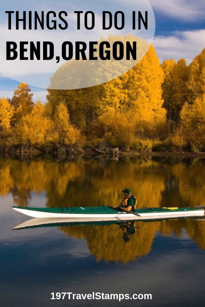 An overview of the best activities in Bend Oregon. The nature around the town is incredible, perfect for hiking, mountain biking and relaxing. Read everything about the things to do in Bend Oregon