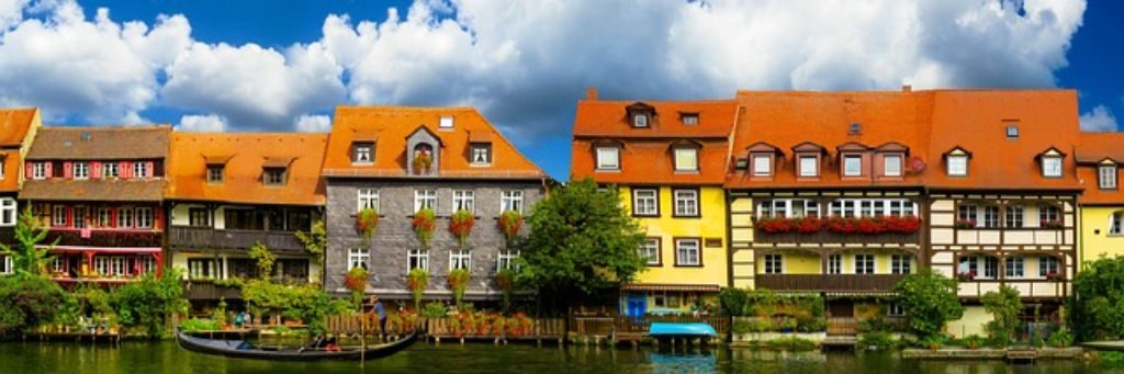 Bamberg - one of the best villages in Germany