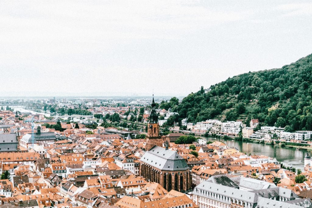 Heidelberg is one of the best places to visit near Frankfurt and one of the best holiday destinations