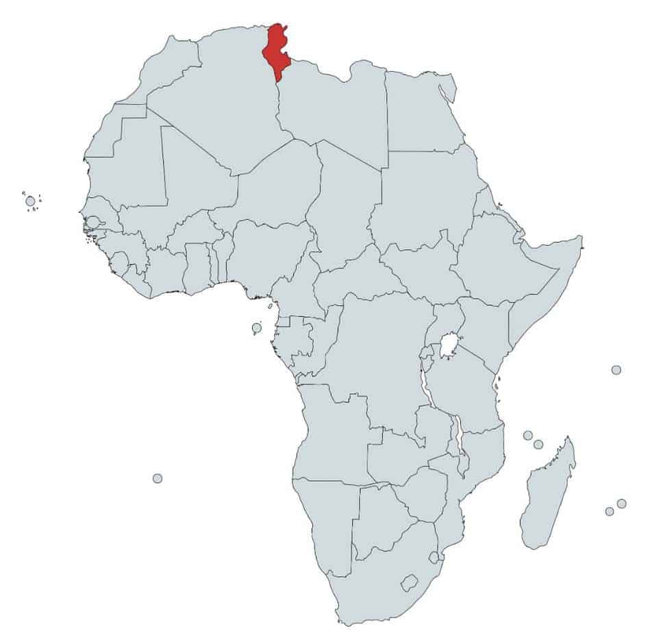 Africa Map Quiz – Fill in the Blank and Guess the Country ...