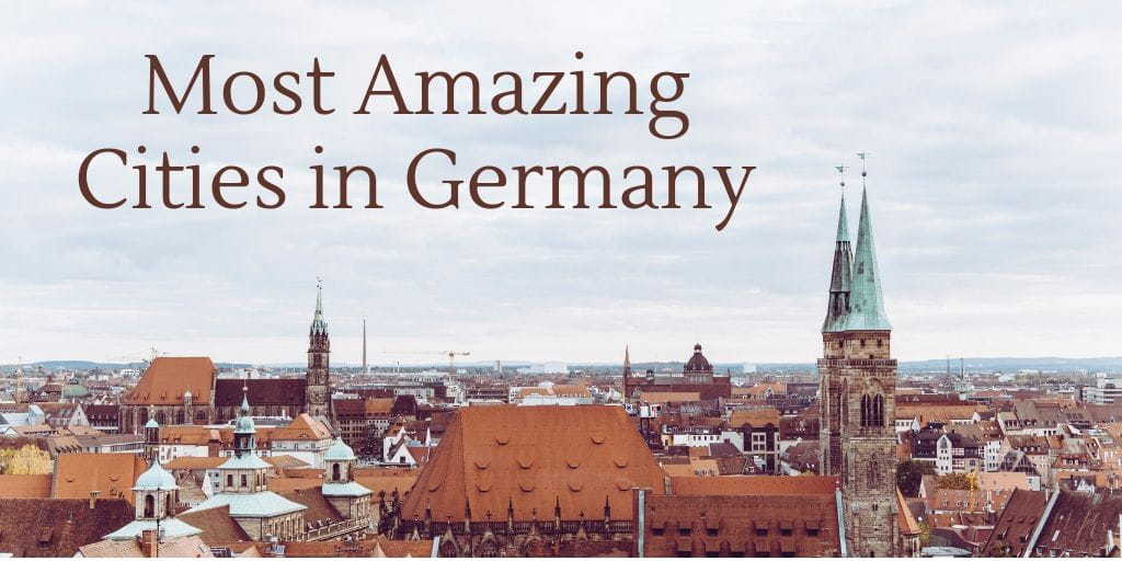 Most Beautiful Cities in Germany Cover Image