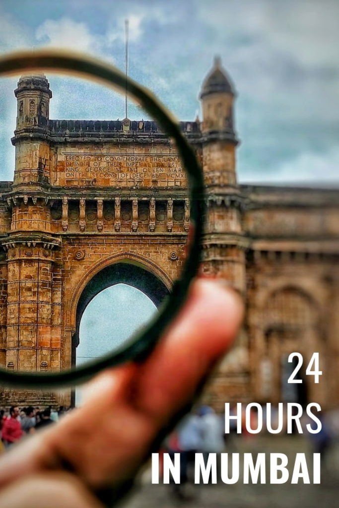 Mumbai is the financial capital of India and has got a lot to offer to its visitors. Join us on our itinerary for 24 hours in Mumbai. From historic sights to hip cafés. Mumbai has got it all
