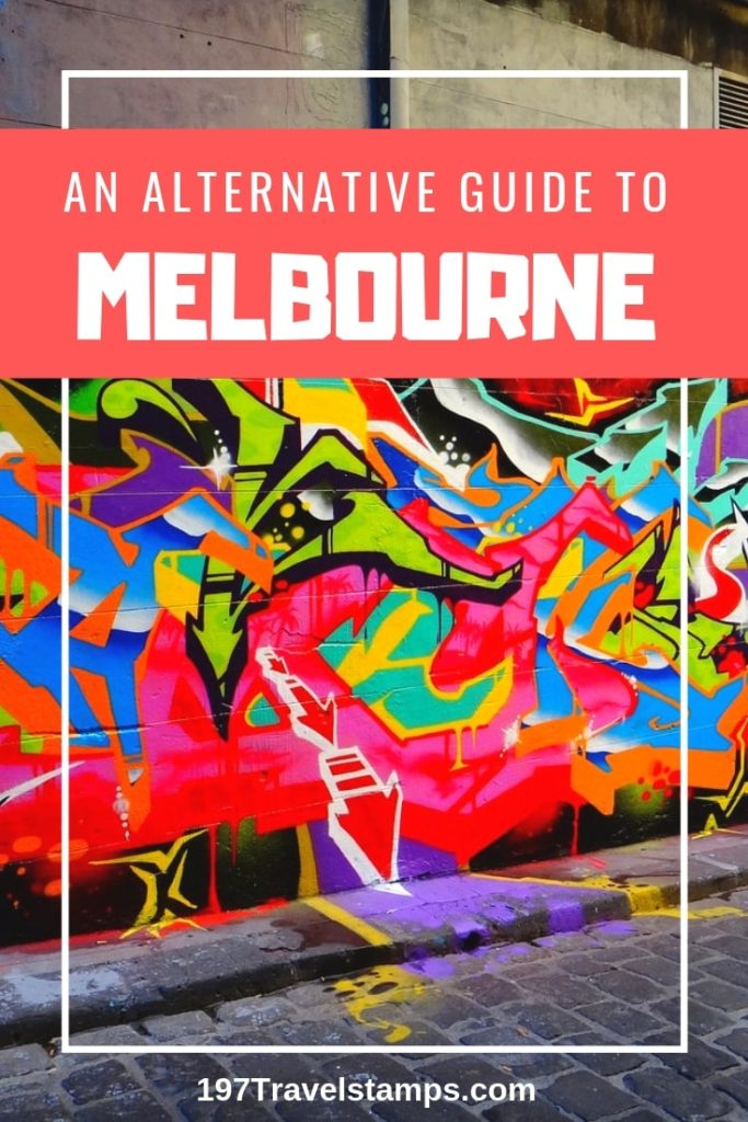 The best themed bars and rooftop bars in Melbourne #Australia - a walking tour of the graffitis in the CDB and other things to do for art lovers #Melbourne #travel