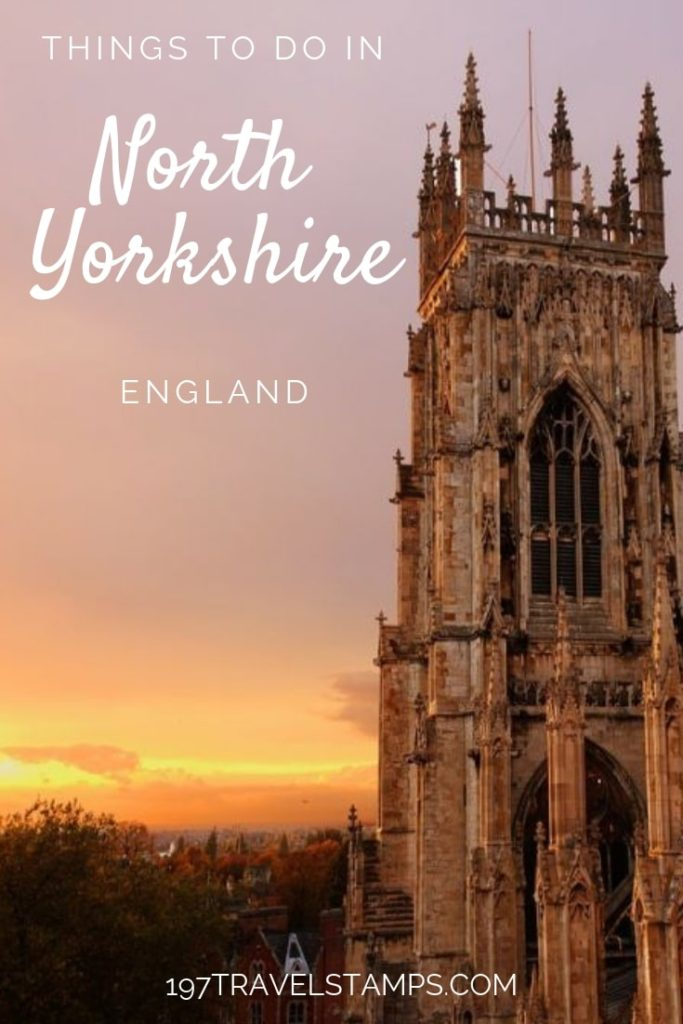 The best things to do in North Yorkshire England - Travel North Yorkshire, see the things to do, sights, tips, destinations in York and surroundings, Moors, Dales, Abbey