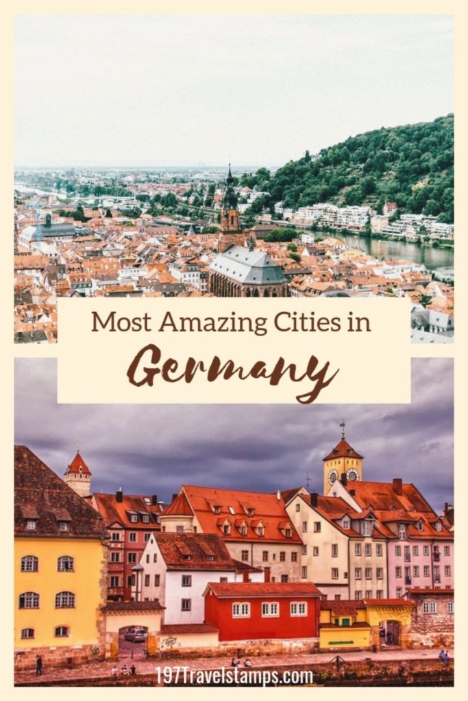 The best travel destinations in Germany. This post provides an overview of the most beautiful places in Germany - a bucket list. The most beautiful places in all of Germany.