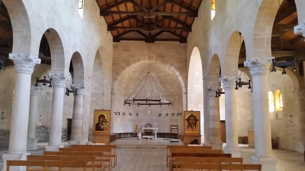 The church of Tabgha