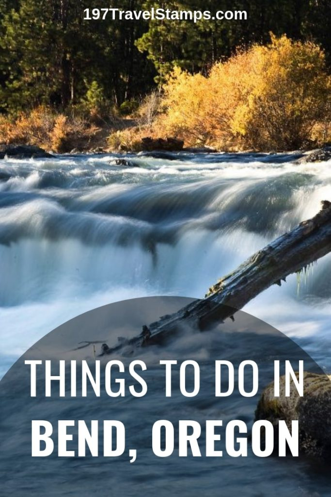 This post provides an overview of the best things to do in Bend Oregon #hiking #nature #photography the best #food #downtown After Reading this post you will know what to do in Bend Oregon in summer
