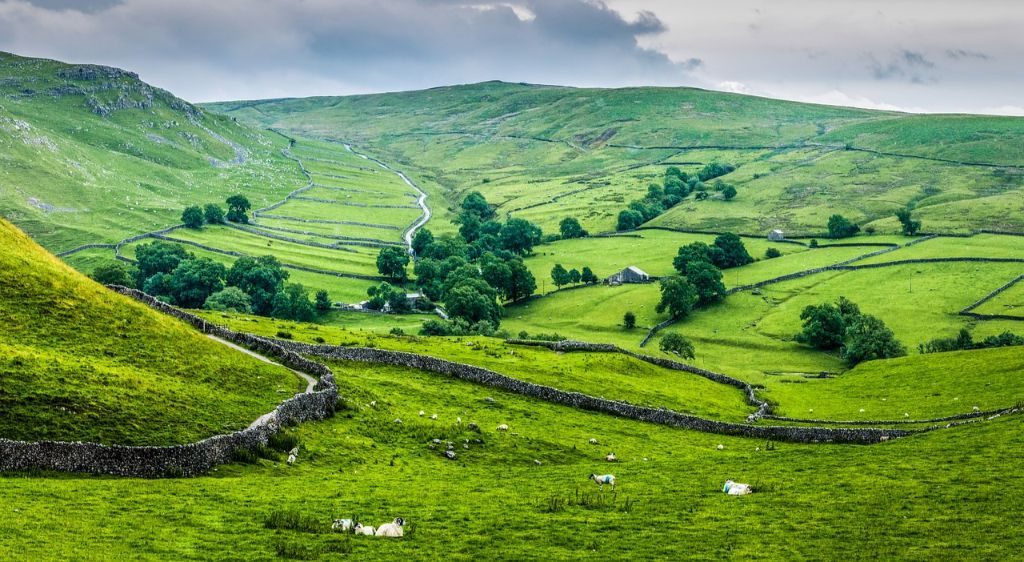 Yorkshire Dales are a great destination in North Yorkshire for adults and families