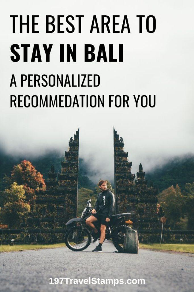 Bali hotel guide - Bali travel tips - Overview of all areas of Bali - Kuta, Ubud, Semanyak, Gili, Canggu, Nusa Lembongan. Amed