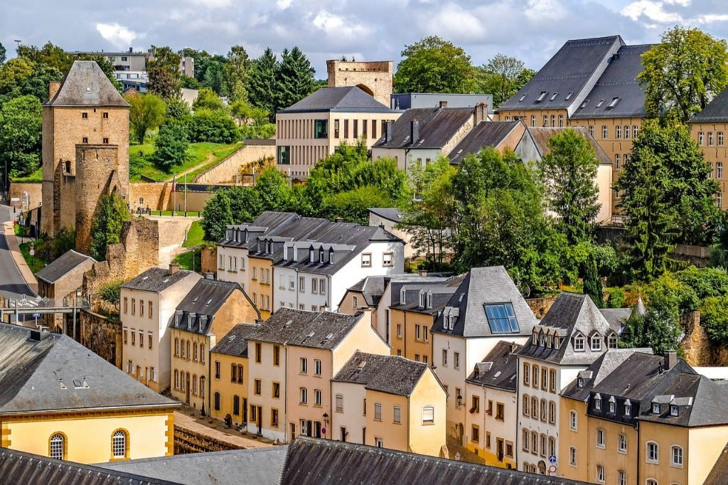 The Old Quarter of Luxembourg City - a must visit