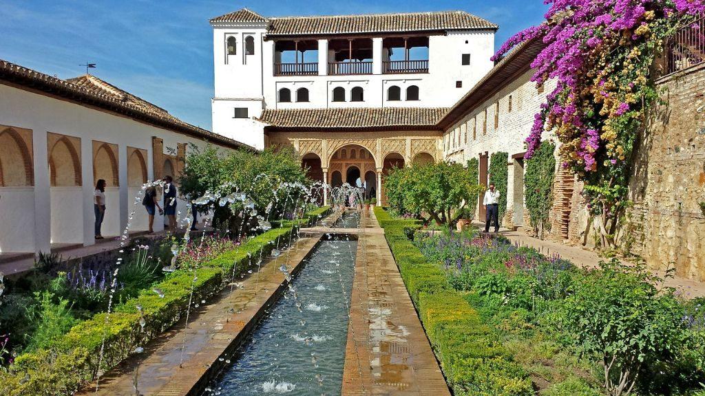 Granada in two days - The Alhambra