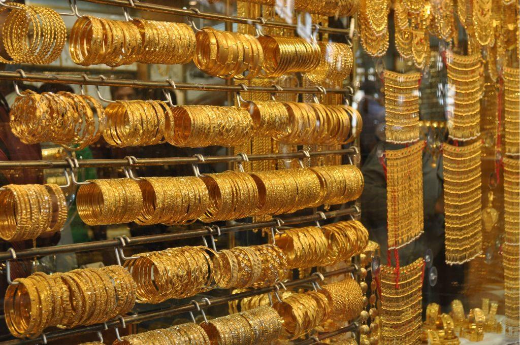 Dubai in a Day - the Dubai Gold Souq