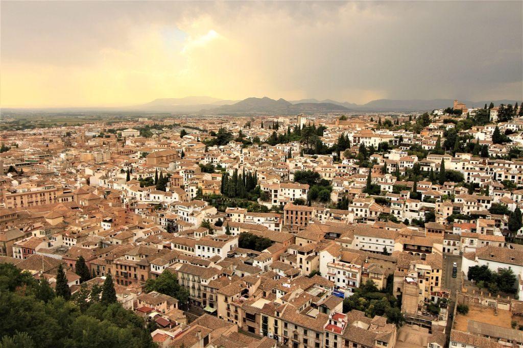 Granada itinerary 2 days